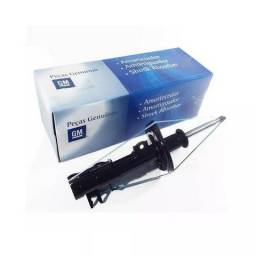 Amortecedor dianteiro lado esquerdo prisma/onix/cobalt/spin GM original