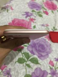 Vendo ou Troco Iphone 7 128GB Rosa