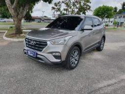 Rafa veículos !!!! hyundai creta pulse 2018 com 19.000km rodados - 2018