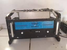 Potecia amplificador rA900