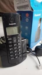 Vendo telefone sem Fio Digital 6.0 completo