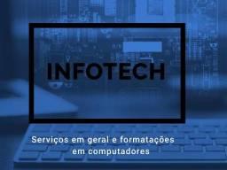Formatação de Computadores e Serviços em Geral