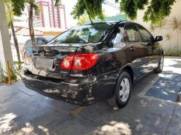 Toyota Corolla XLI 1.6 automático extra 2006 - 2006