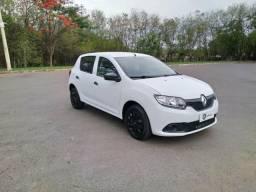 Renault Sandero 2016/16 1.0 Flex Completo Único Dono IMPECÁVEL - 2016