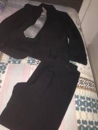 Calça jeans e Terno