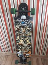 Skate long board importado nine to five
