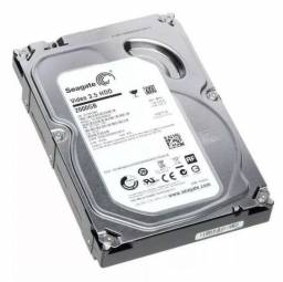 Hd Seagate Barracuda 2000gb 2tb St2000dm001 7200 64mb - Novo