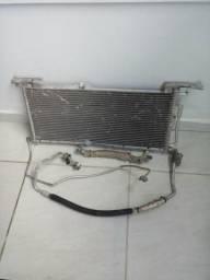 Radiador do Ar condicionado do Corsa wind 99