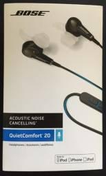 Fone de Ouvido Bose Acoustic Noise Cancelling Quietcomfort 20