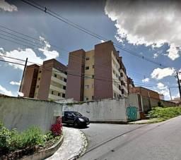 Apartamento à venda com 3 dormitórios em Santa cândida, Curitiba cod:66767