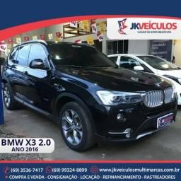 BMW X3 2.0 xDrive20i X Line - 2016