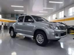 Toyota Hilux 3.0 Srv Top Cab. Dupla 4x4 Aut. 4p - 2015