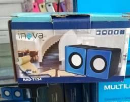 Caixa de som Inova pra PC,notebook