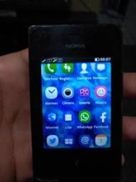 Celular Nokia com bateria boa