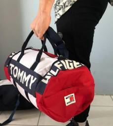 Bolsa Tommy Linha Pride Collection Duffe