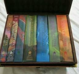 Box Harry Potter em Inglês