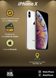 Promoção iPhone X lacrado