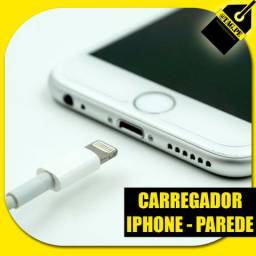 Carregador para Iphone - Fonte + Cabo