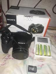 Vendo uma câmera semi profissional
