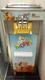 Vendo ou troco máquina de sorvete