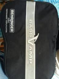 Pedaleira V-amp Bass