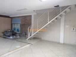 Barracão para alugar, 324 m² por r$ 3.000/mês - centro - rio claro/sp