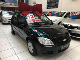 Chevrolet Celta LT 1.0 (Flex) Alcool Manual - 2012