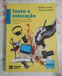 Livro de Português e Gêneros literários - volume único (para análise do professor)