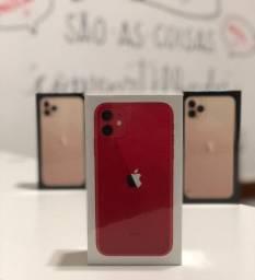 Iphone 11 64gb Novo Lacrado - Aceitamos o seu na troca