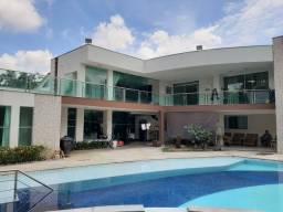 Itapuranga 3, alugo - mansão mobiliada 5 suítes bar piscina na ponta negra