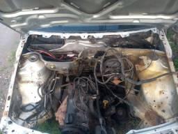Saveiro motor AP 1.6 flex sucata para retirada de peças