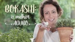 Bokashi farelado orgânico
