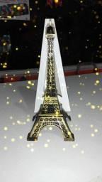 Torre Eifel Miniatura em Metal com 18cm