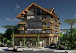 Apartamento à venda, 105 m² por R$ 702.712,43 - Centro - Canela/RS