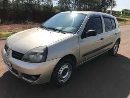 Clio 1.0 flex completo aceito carro ou moto de menor valor ou financio em até 60x
