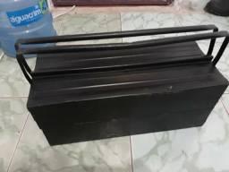 Caixa de ferramenta sanfonada