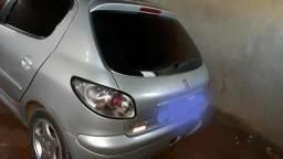 Peugeot 206 1.6 ano 2006 - 2006