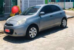 Nissan March Completo, 1.6 FlexFuel 5p- 2013 - 2013