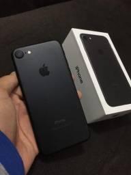 IPhone 7 Novíssimo Na Garantia Apple