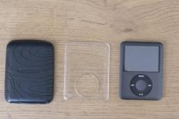 IPod Nano 3 geração 8g Perfeito + Acessórios