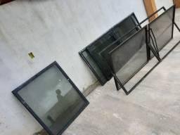 Vendo janelas