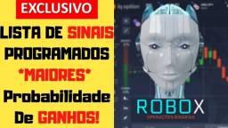 Robox o Robô Trader
