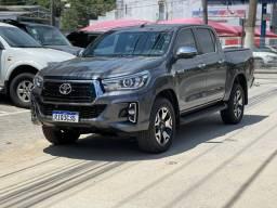 Hilux Srx 2020 Diesel apenas km 7.000 top top