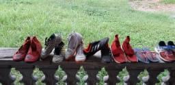 Lote calçado