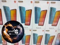 Redmi 9A da Xiaomi.. Level UP! NOVO lacrado Garantia e entrega