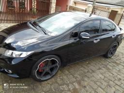 Vendo Honda Civic EXS 1.8, 2012, carro lindo!
