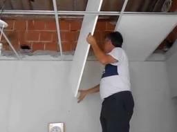 Precisa-se de instalador forro PVC e isopor