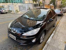 Peugeot 408 Automático Teto Solar 2012