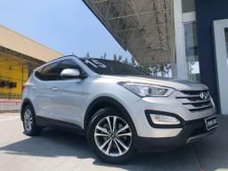 Hyundai Santa Fe top com 38 mil rodados única dona