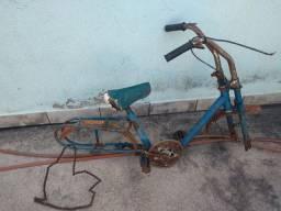 Bicicleta Berlineta Aro 14 - década de 70